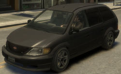 Der Minivan