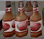 Pissh-Flasche, 24-7, SA