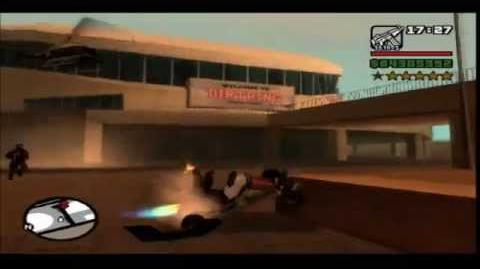 GTA San Andreas Bugs & Glitches Part 2