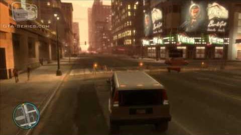 GTA IV - Ruff Rider