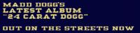 """Madd Doggs neuestes Album """"24 Carat Dogg"""" - jetzt auf den Straßen erhältlich"""