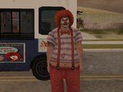 Gta sa Clown