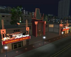 Das Cathay Theater