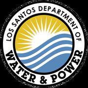 Los Santos Department of Water & Power Logo V.png