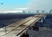 Links Bridge, VC