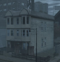 Brian Jeremy's Safehouse (GTA4) (exterior)