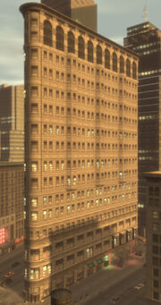 TriangleBuilding-GTA4-ColumbusAveside