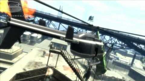 GTA IV - Trespass