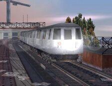GTA III Hochbahn