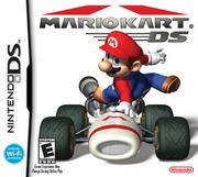 Nintendo, MKDS, Cover