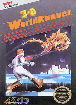 3-D WorldRunner-Cover