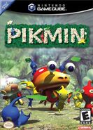 Pikmin Cover