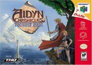 Aidyn Chronicles Cover
