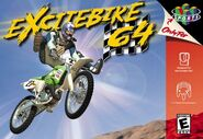Excitebike 64 Cover