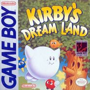 Kirbys Dream Land Cover