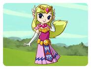 SpiritTracks Zelda