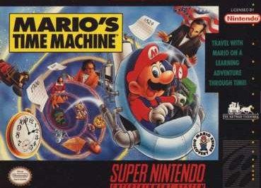 Datei:Mario's Time Machine Box Art.jpg