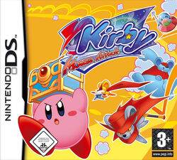 Kirby Mausattacke Cover