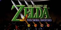 The Legend of Zelda: Four Swords Adventures/Galerie