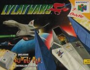 Lylat Wars Cover