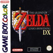 Link's Awakening DX Cover