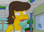 Die Simpsons shauna