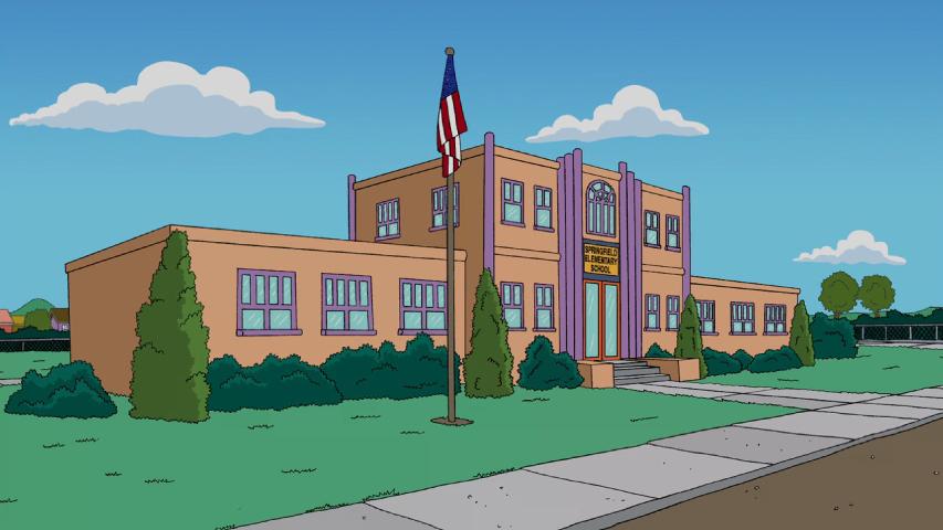 springfield grundschule simpsonswiki fandom powered