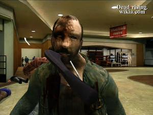 Dead rising zombie hanger (2)