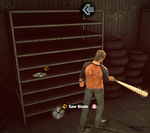 Dead rising case 0 safe house items saw blades