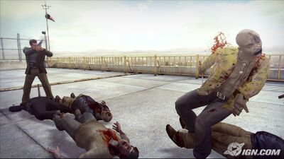 Dead rising IGN handgun shot