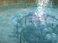 Dead rising hidden machine gun and dumbbell in al fresca fountain