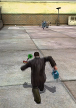 Dead rising kicking weapon cart (2)
