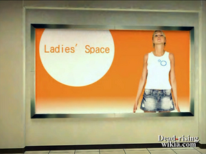 Dead rising ladies space posters