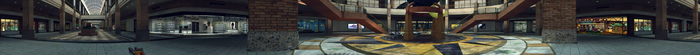 Dead Rising PANORAMA Entrance Plaza main entrance COMPLETE