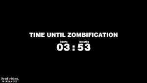 Dead rising overtime mode time until zombification 353