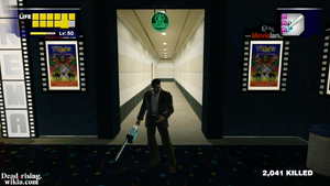 Dead rising restroom colby's