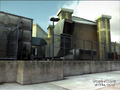 Dead rising rooftop elevator and airduct