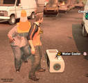 Dead rising water cooler name