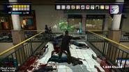 Dead rising vase hitting zombie