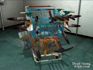 Dead rising weapon cart 9