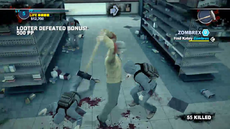 Dead rising 2 Find Katey Zombrex looter battle justin tv (2)