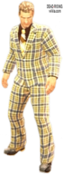 Dead rising Plaid Suit