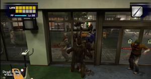 Dead rising flexin zombies breaking glass (1)