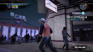 Dead rising 2 case 0 mommas diner sign outside