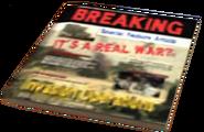 Dead rising World News Magazine 2