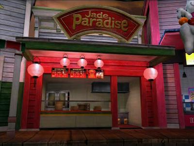 Dead rising jade paradise