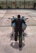 Dead rising kicking weapon cart (4)