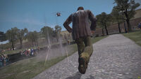 Dead rising helicopter shooting frank
