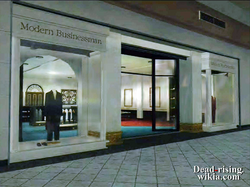 Dead rising Modern Businessman (Entrance Plaza)