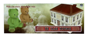 Dead rising ye olde toybox entrance plaza ad